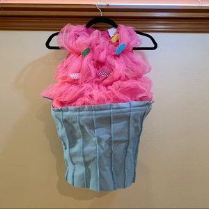 Halloween Cupcake Costume